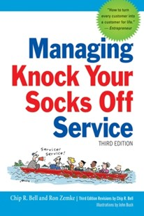(ebook) Managing Knock Your Socks Off Service - Business & Finance Business Communication