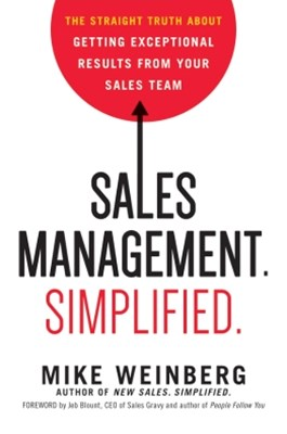 Sales Management. Simplified.