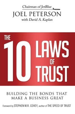 (ebook) The 10 Laws of Trust