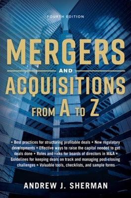 (ebook) Mergers and Acquisitions from A to Z