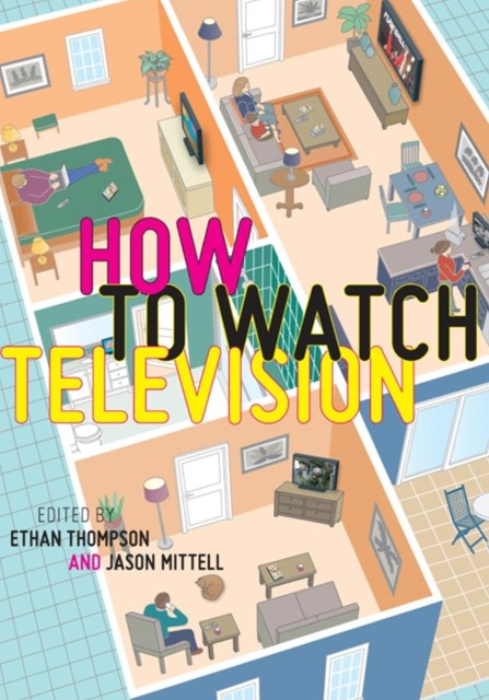 (ebook) How To Watch Television