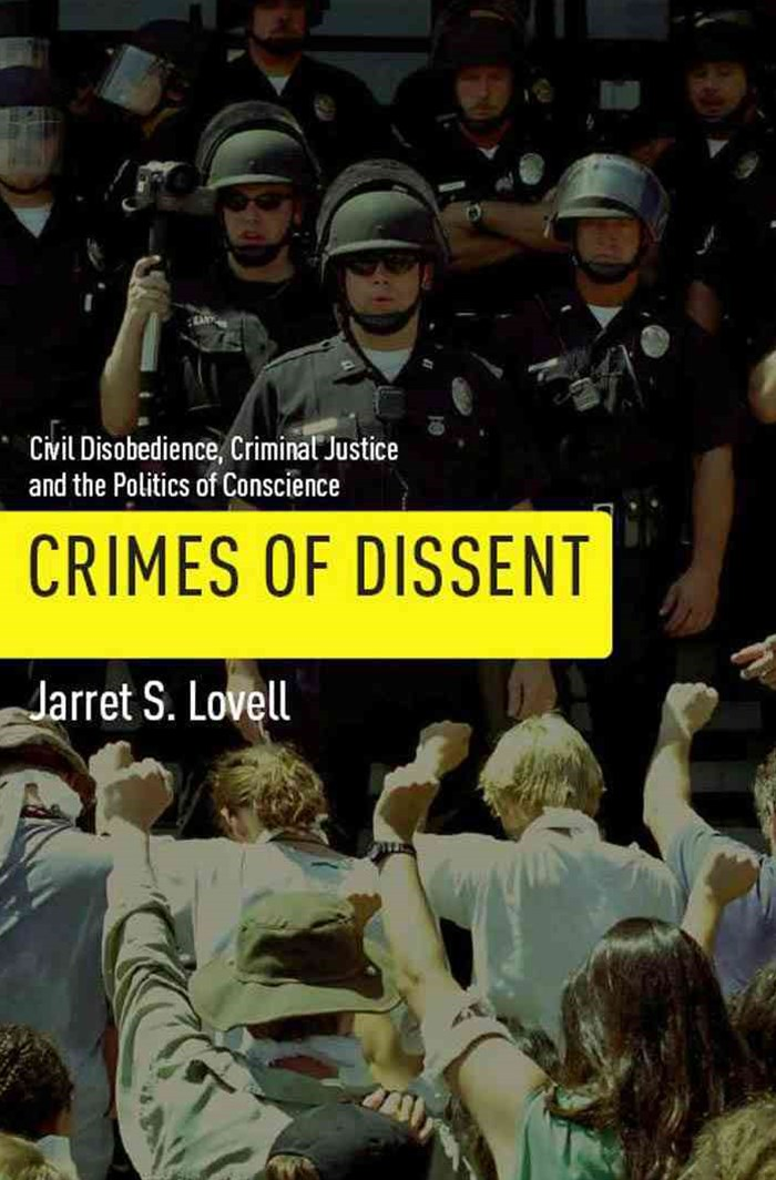 Crimes of Dissent