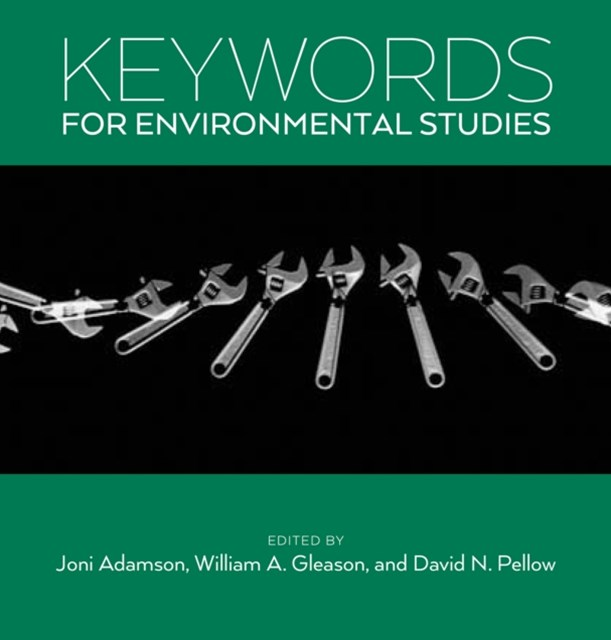 (ebook) Keywords for Environmental Studies