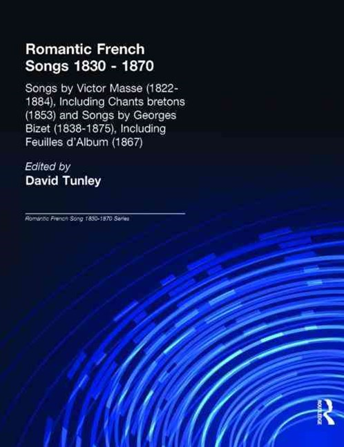 Songs by Victor Masse (1822-1884), Including Chants Bretons (1853), and Songs by Georges Bizet (183