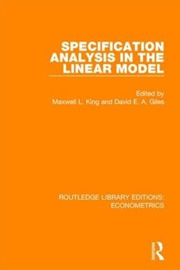 Specification Analysis in the Linear Model