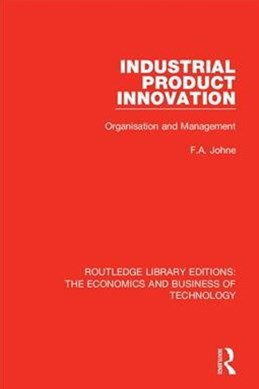 Industrial Product Innovation