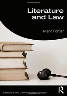 Literature and Law by Mark Fortier (9780815384670) - HardCover - Reference Law