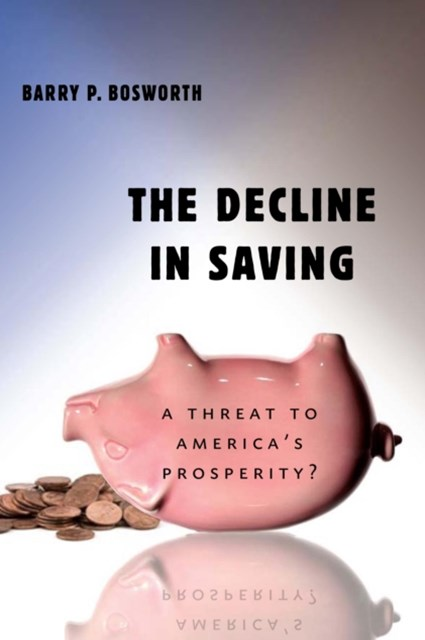Decline in Saving