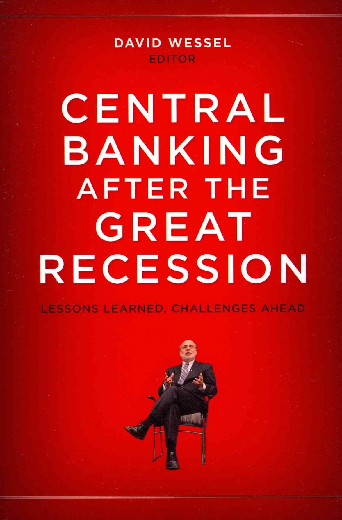 Central Banking after the Great Recession