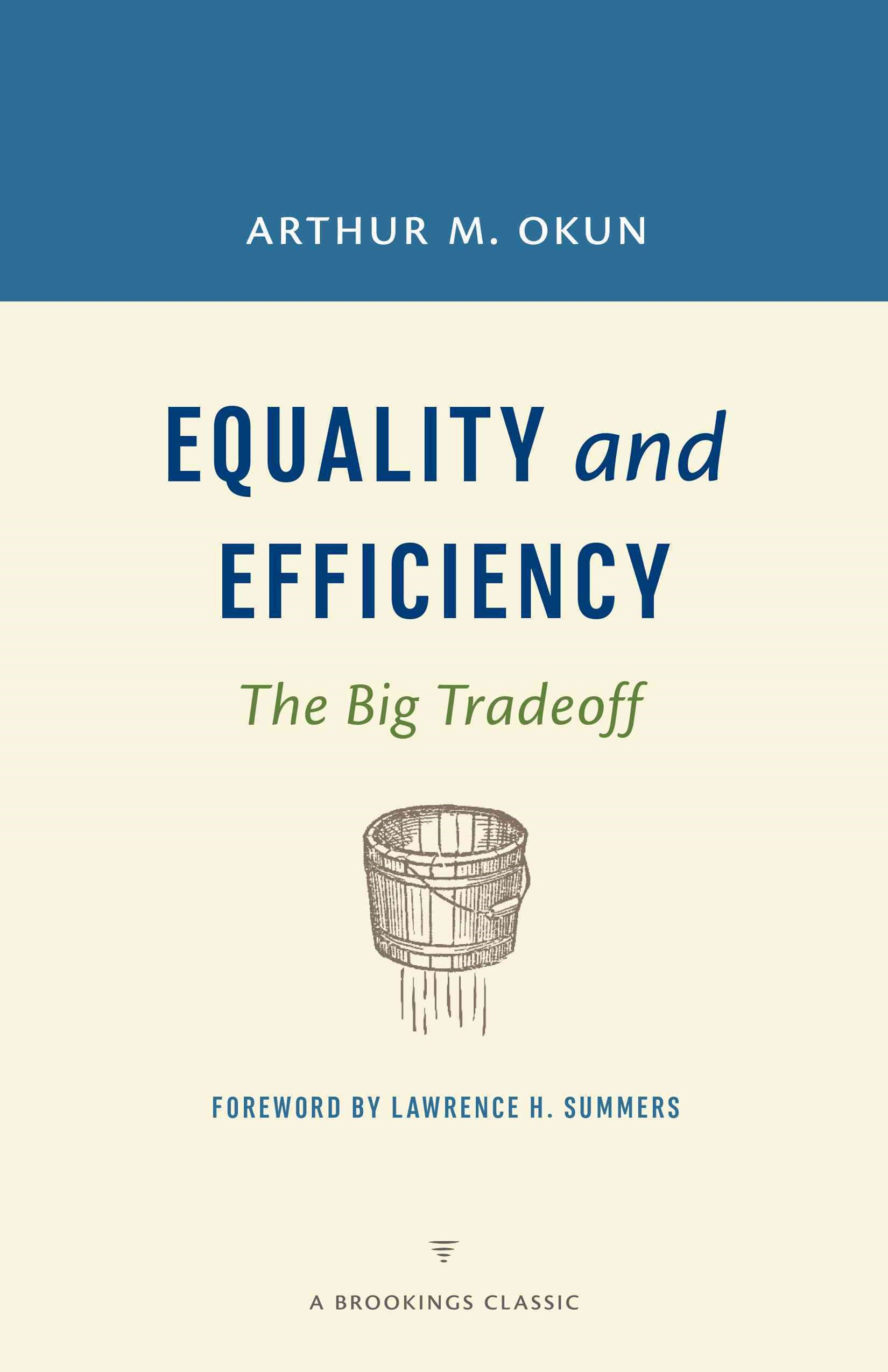 Equality and Efficiency