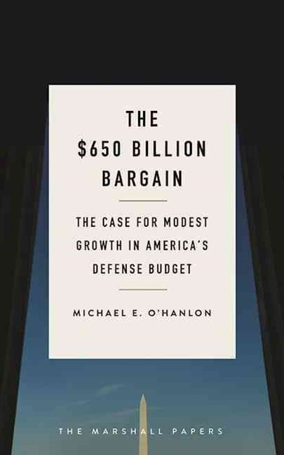 The $650 Billion Bargain