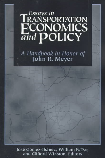 Essays in Transportation, Economics and Policy