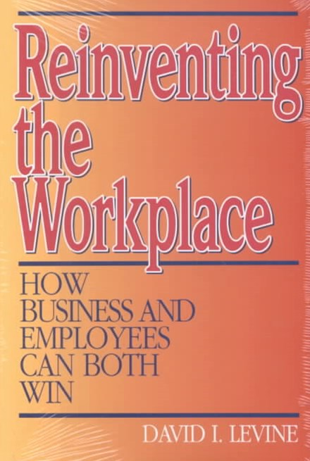 Reinventing the Workplace