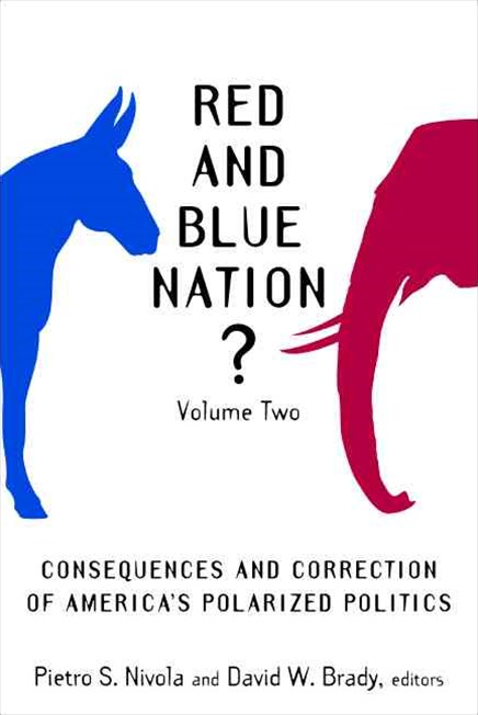 Red and Blue Nation? Volume II