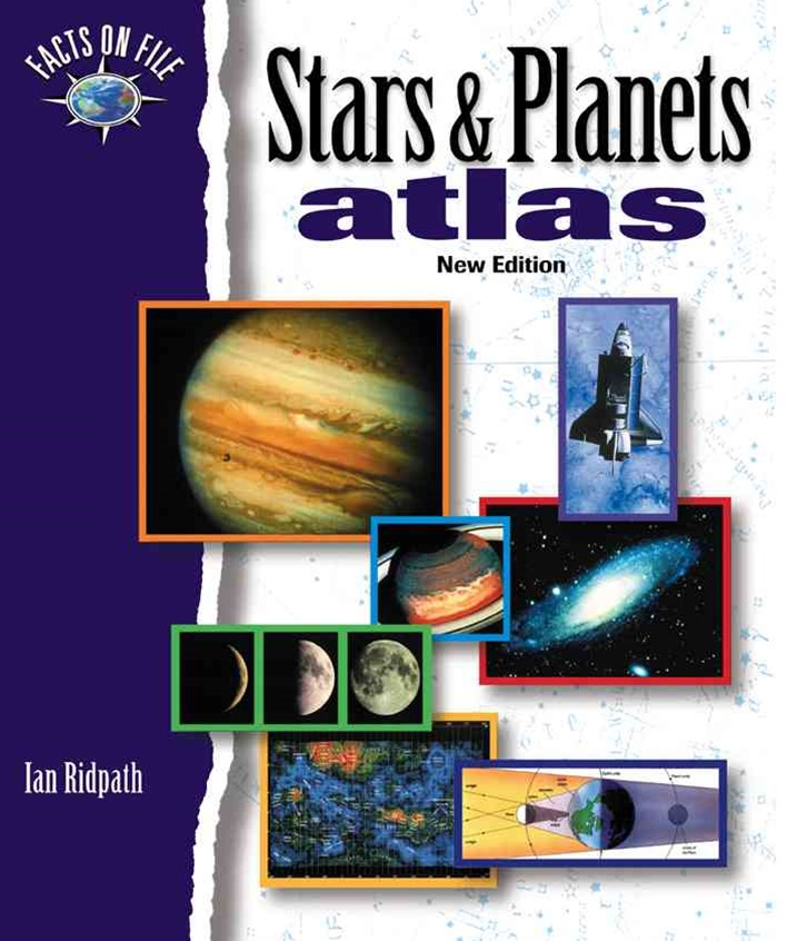 Facts on File Stars and Planets Atlas