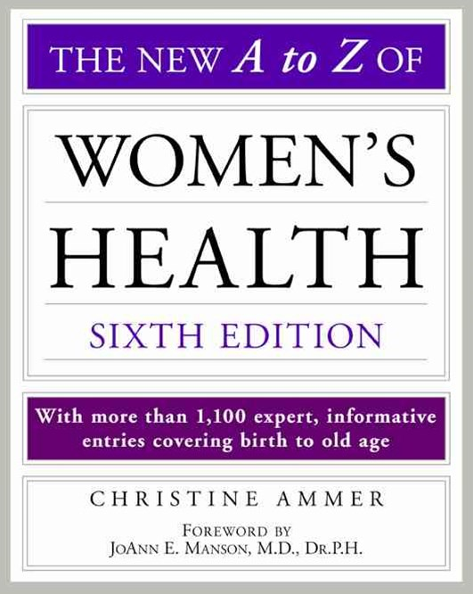 New A to Z of Women's Health