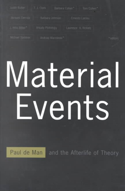 Material Events