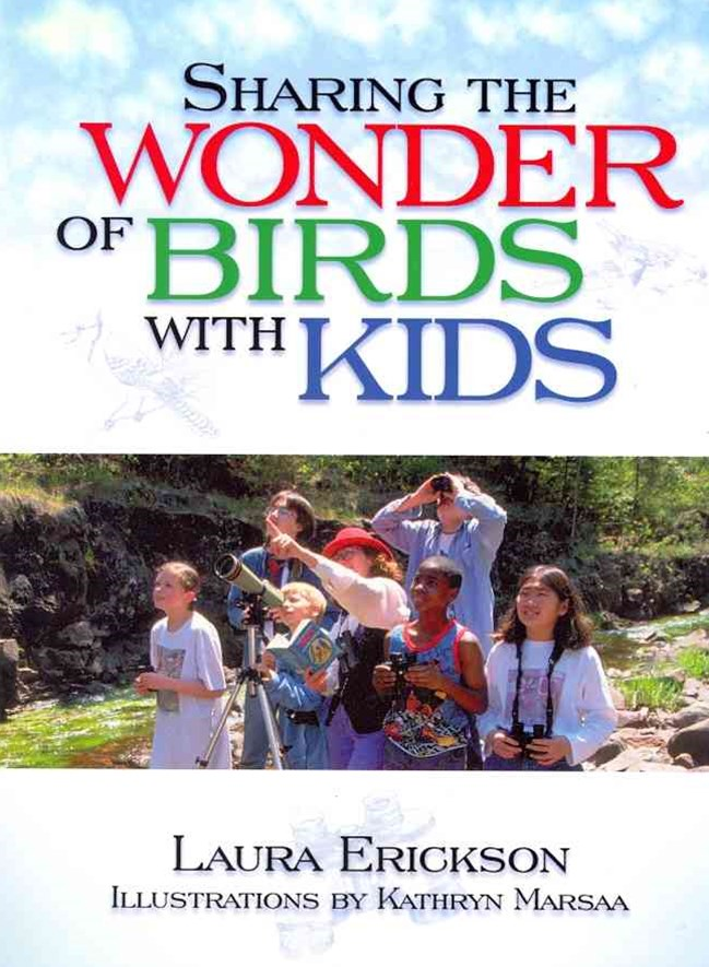 Sharing the Wonder of Birds Pb