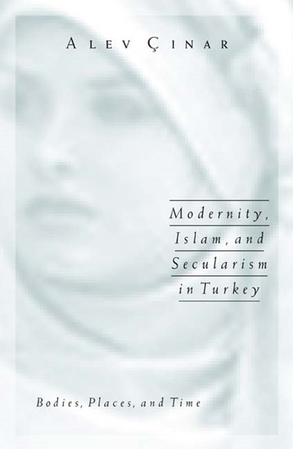 Modernity, Islam, and Secularism in Turkey