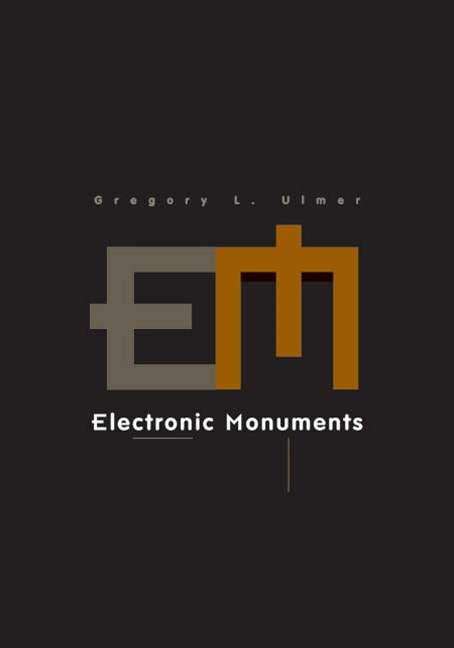 Electronic Monuments
