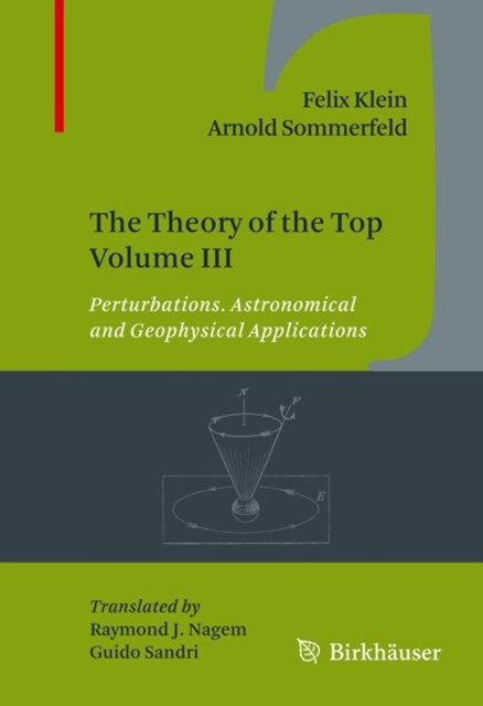 Theory of the Top Volume III