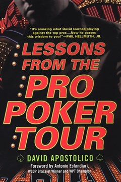 Lessons From The Pro Poker Tour: A Seat At The Table With Poker