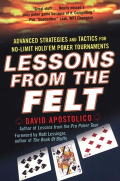 Lessons From The Felt: Advanced Strategies And Tactics For No-limit Hold