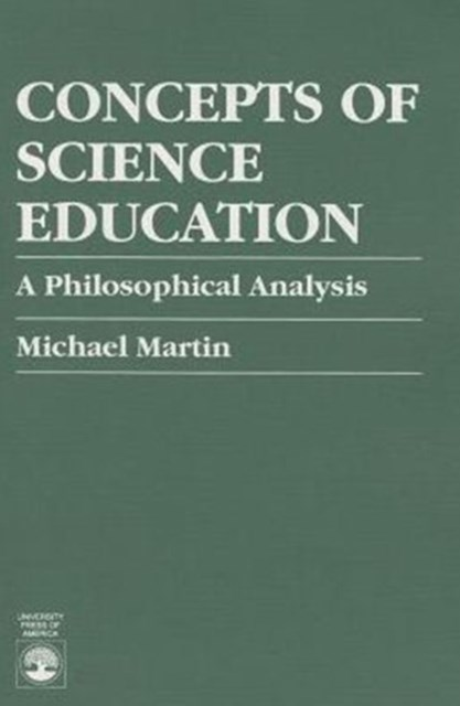 Concepts of Science Education