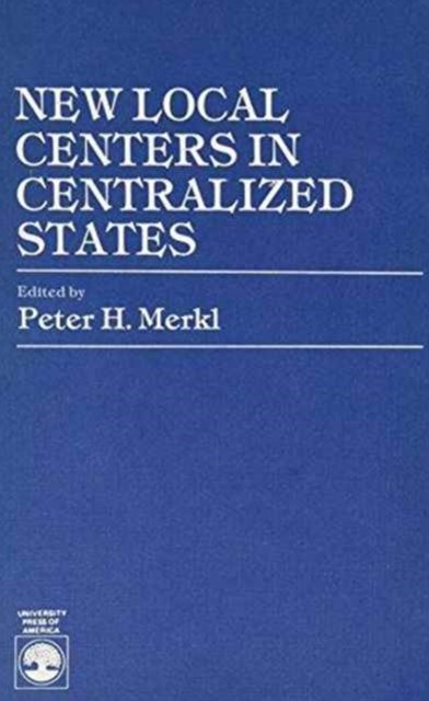New Local Centers in Centralized States