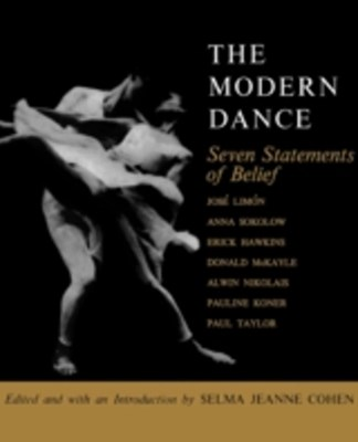 (ebook) Modern Dance