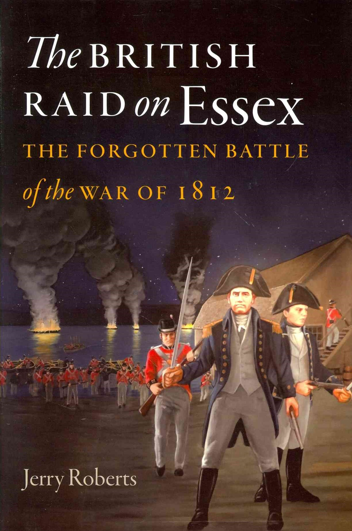 British Raid on Essex
