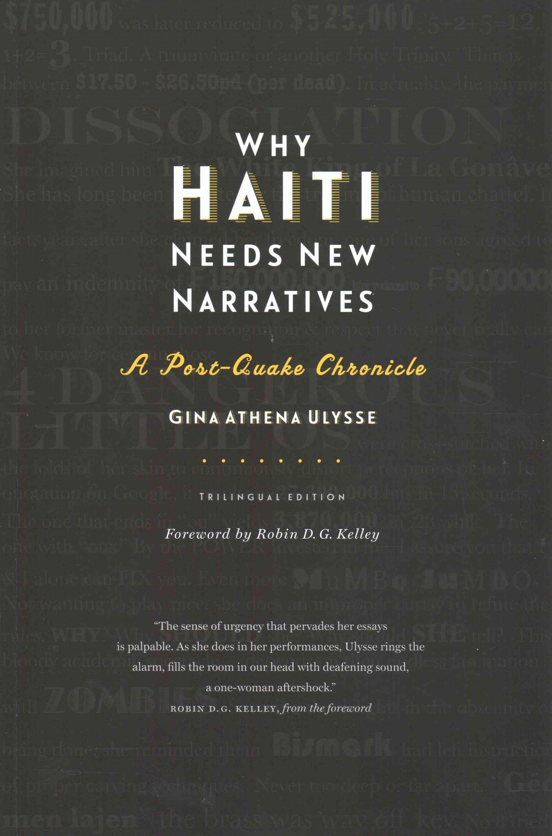 Why Haiti Needs New Narratives