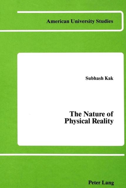 Nature of Physical Reality