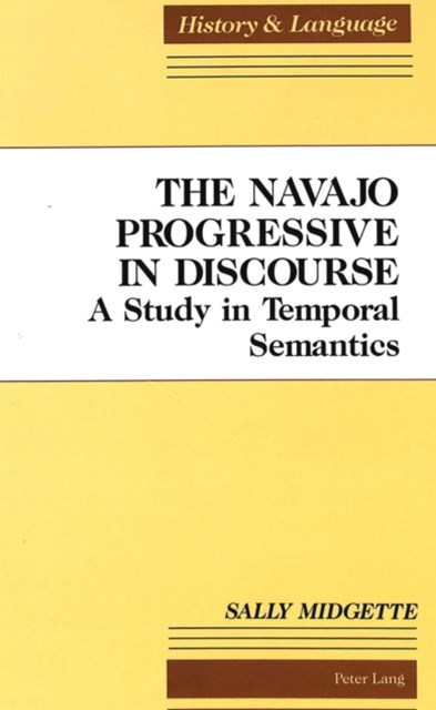 Navajo Progressive in Discourse