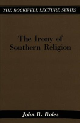 Irony of Southern Religion