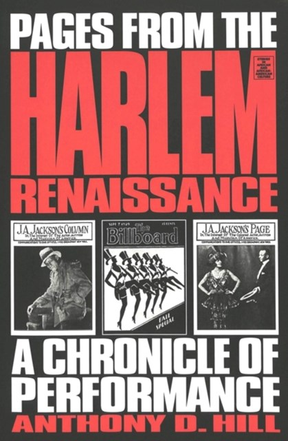 Pages from the Harlem Renaissance