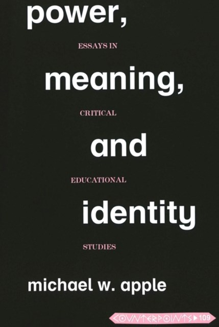 Power, Meaning, and Identity