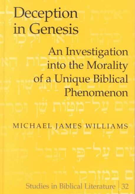 Deception in Genesis