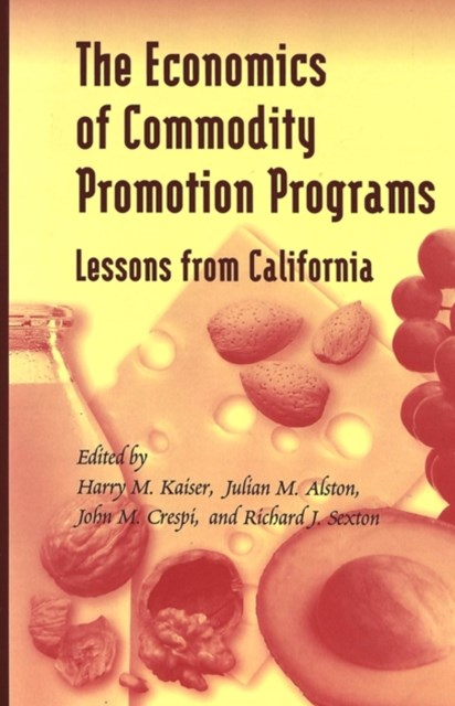 Economics of Commodity Promotion Programs
