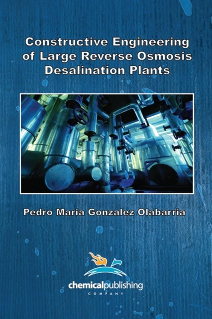 (ebook) Constructive  Engineering of  Large  Reverse  Osmosis  Desalination Plants