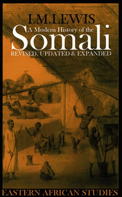 (ebook) Modern History of the Somali