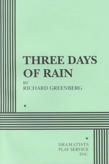 Three Days of Rain