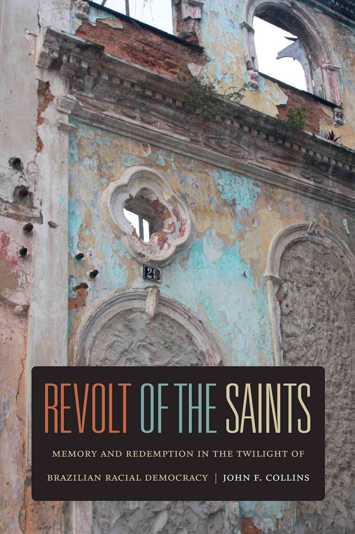 Revolt of the Saints