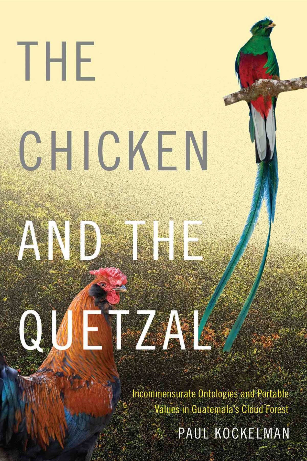 Chicken and the Quetzal