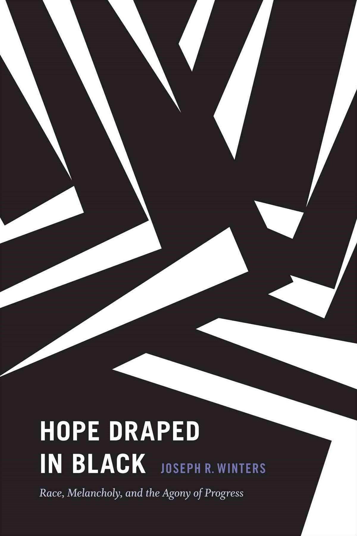 Hope Draped in Black