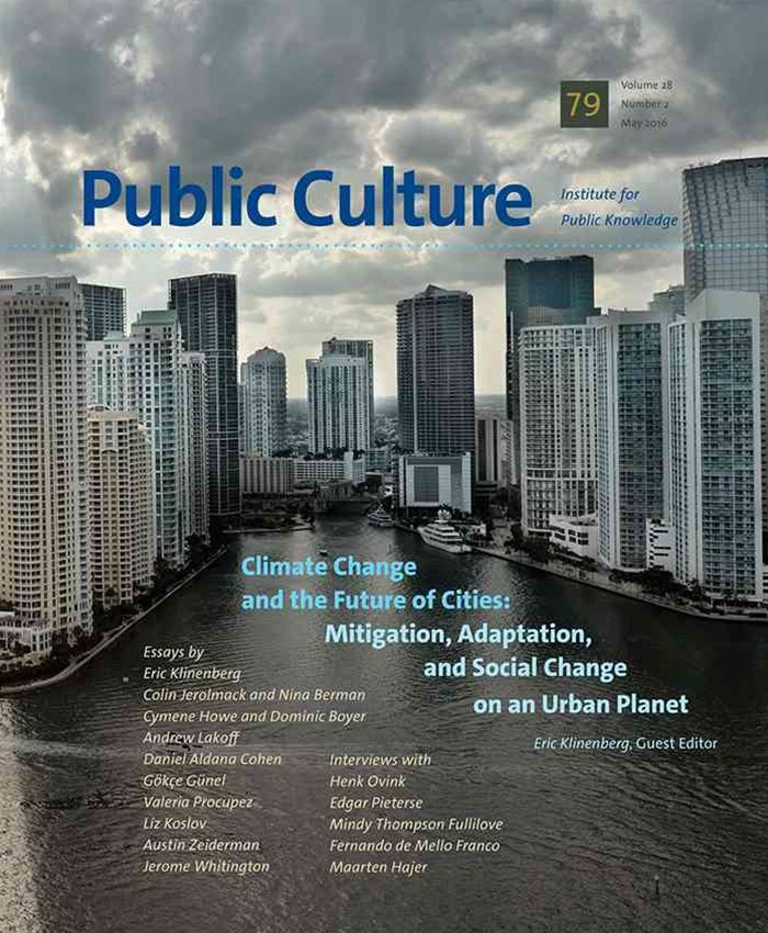 Climate Change and the Future of Cities
