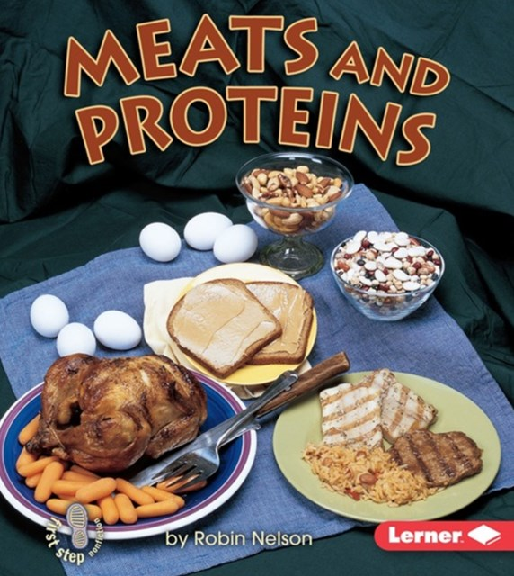 (ebook) Meats and Proteins