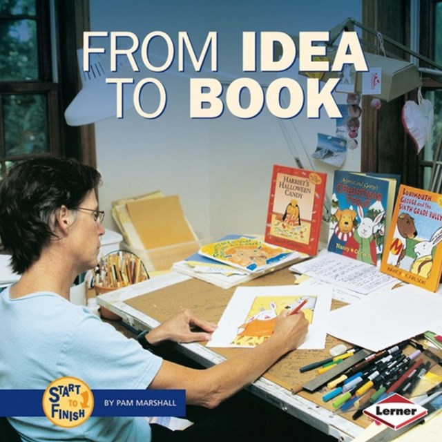 From Idea to Book