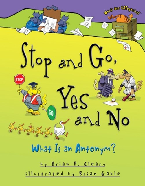 (ebook) Stop and Go, Yes and No
