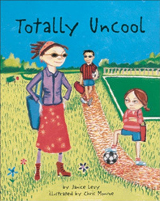 (ebook) Totally Uncool